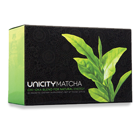 Cranioshop Unicity Matcha Energy Immunsystem Energie
