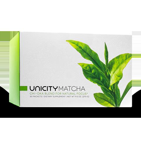 Cranioshop Unicity Matcha Focus Immunsystem