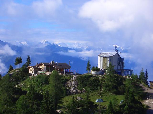 Bergstation Rofan