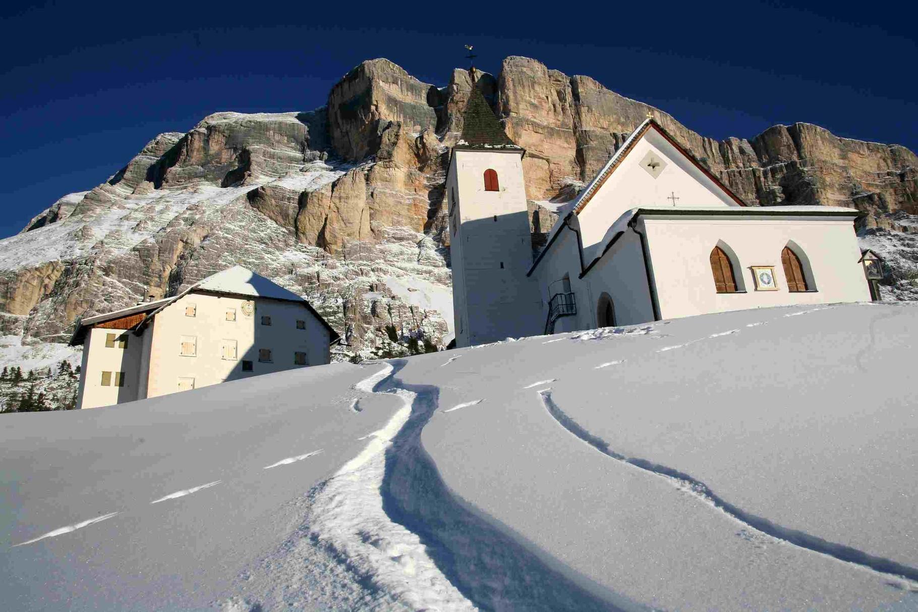 Alta Badia - Chiesetta S. Croce