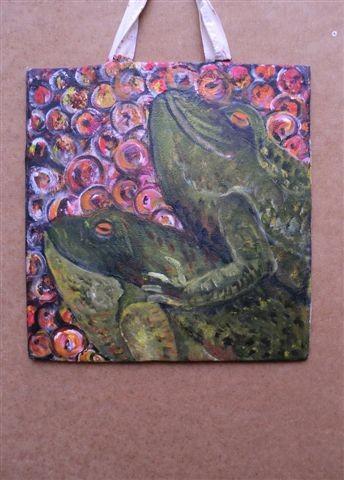 Frühlingsfrosch 2001