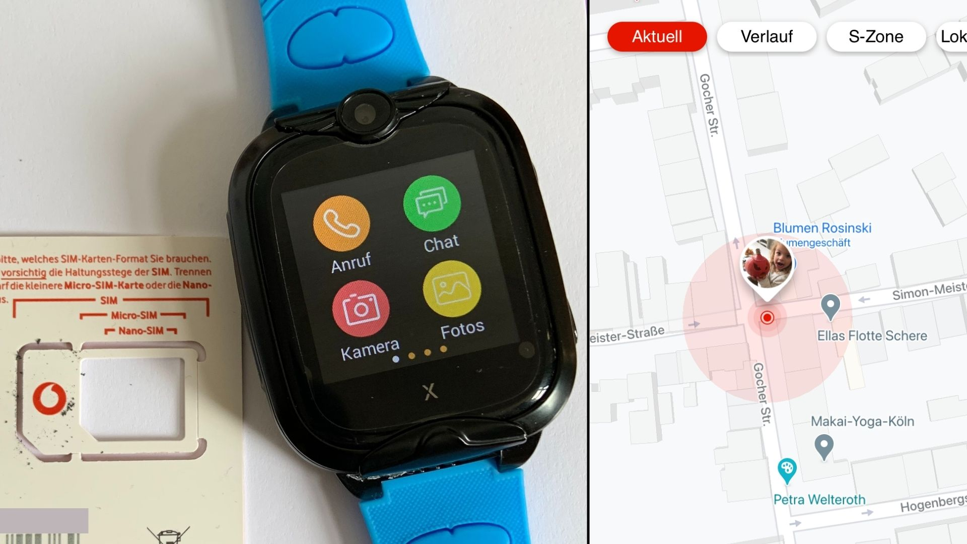 Kinder-Smartwatch Xplora XGo2 im Alltags-Test