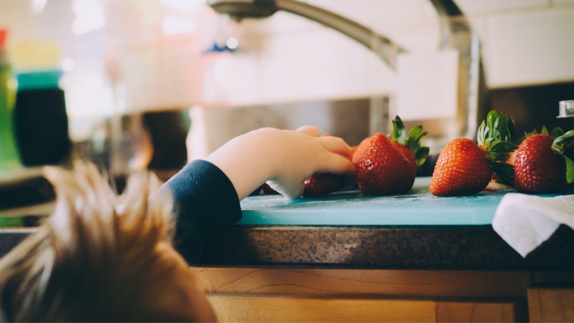 5 am Tag: Die einfachste Regel für gesunde Kinder-Ernährung