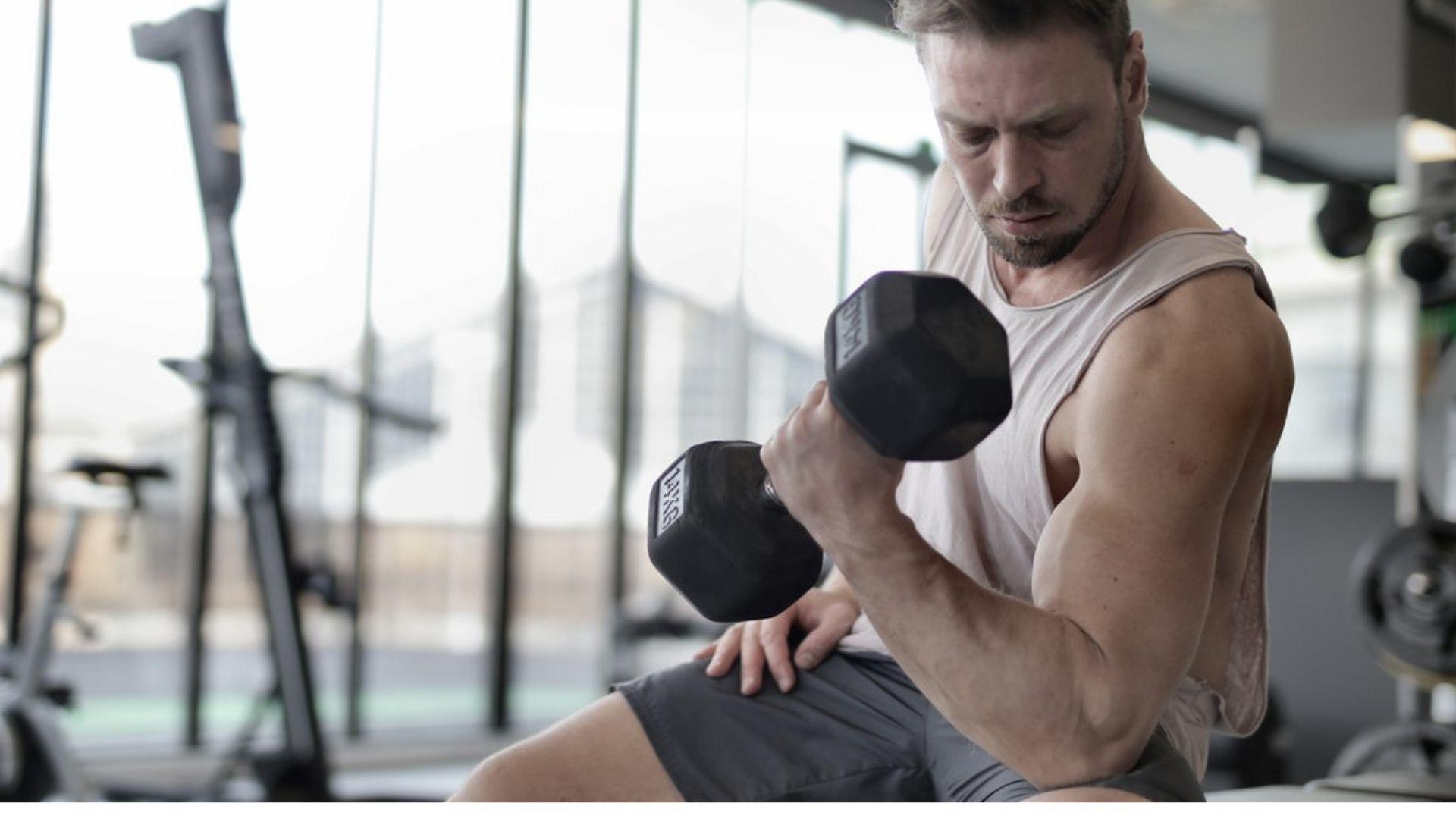 Bizeps-Guide: Top-Übungen fürs Training zuhause