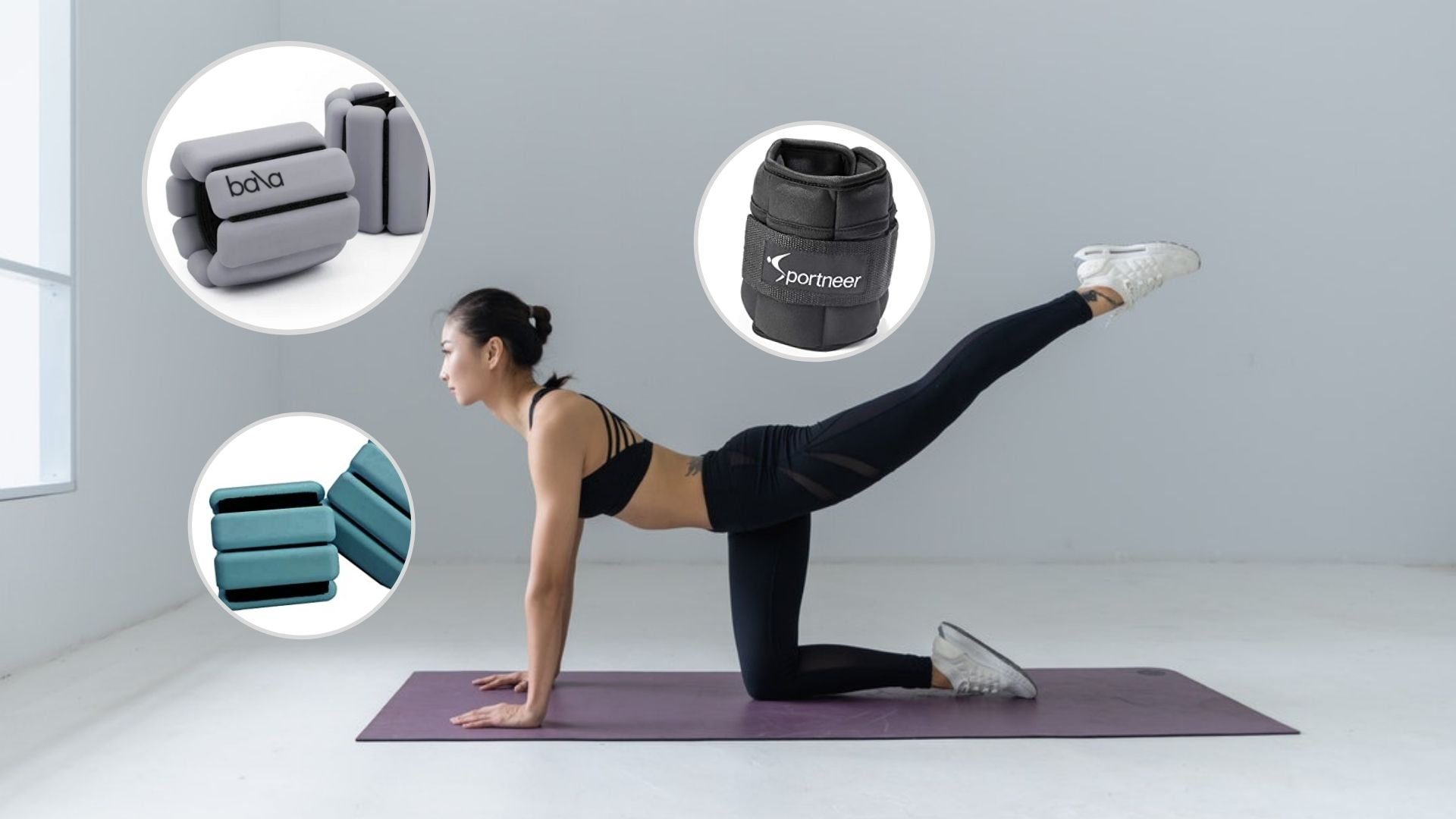 Gewichtsmanschetten-Guide: Bala Bangles & Co. im Check