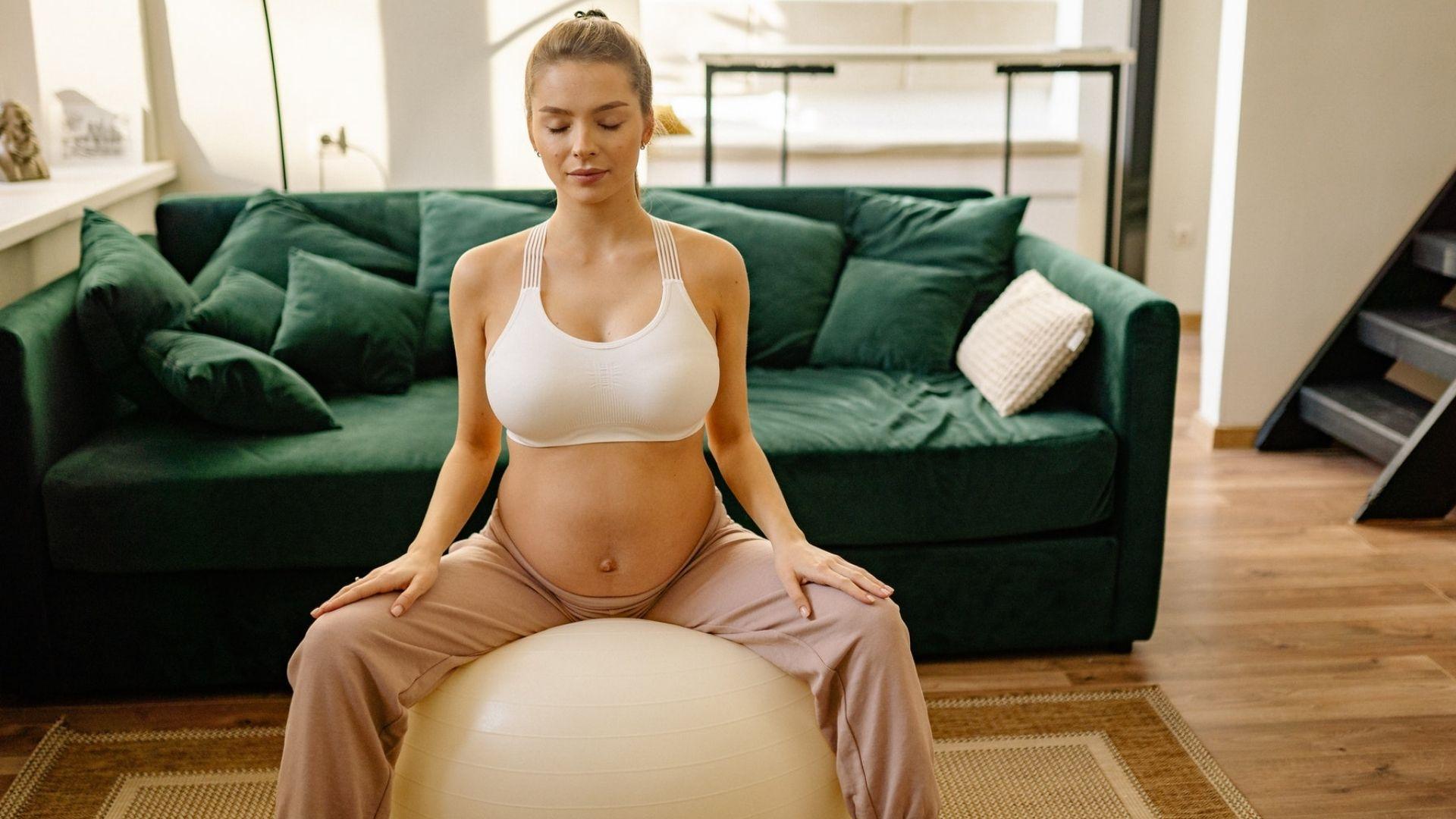 Fit und gesund durch die Schwangerschaft