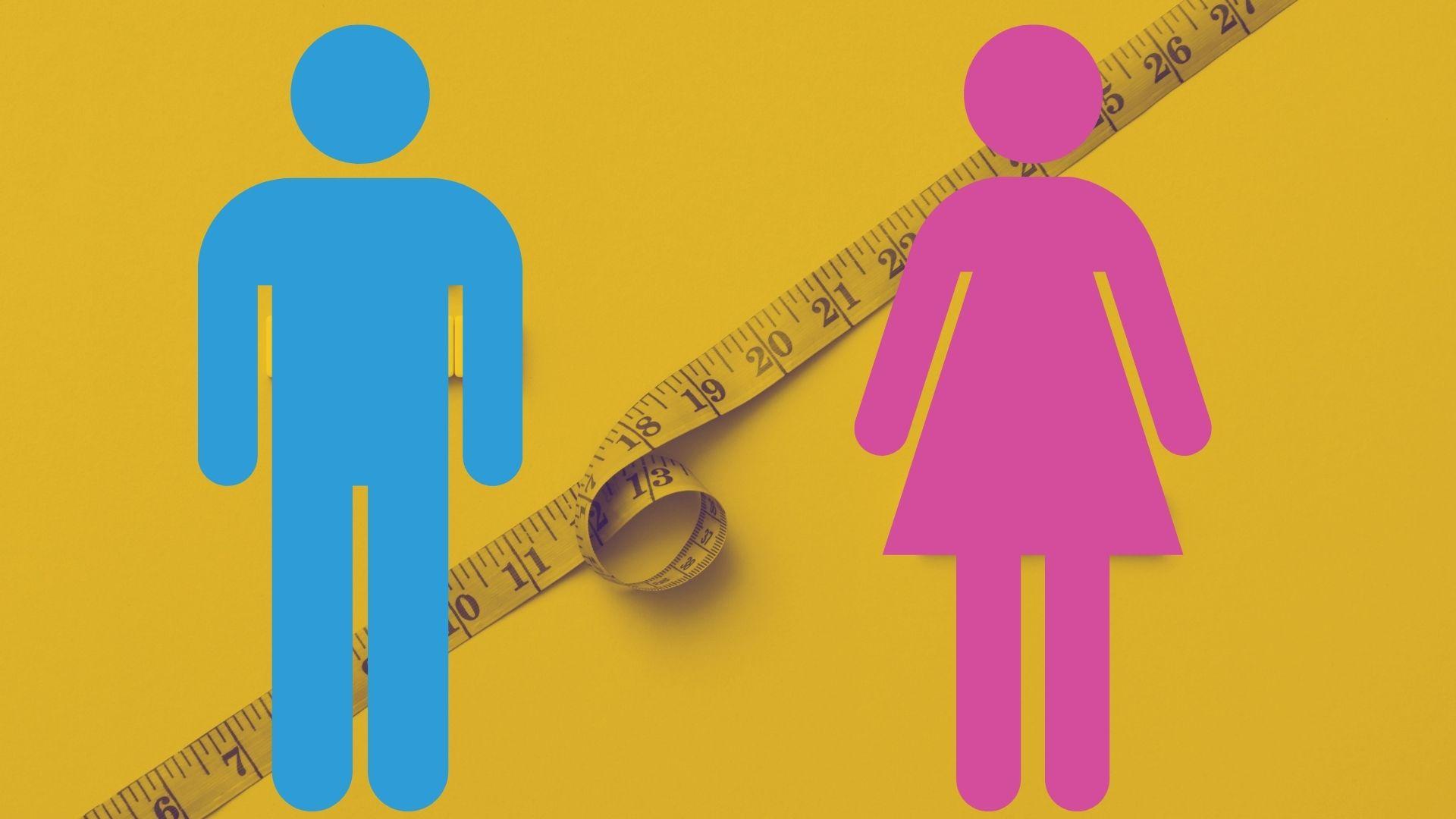 Brustumfang messen: Simple Anleitung für Mann und Frau