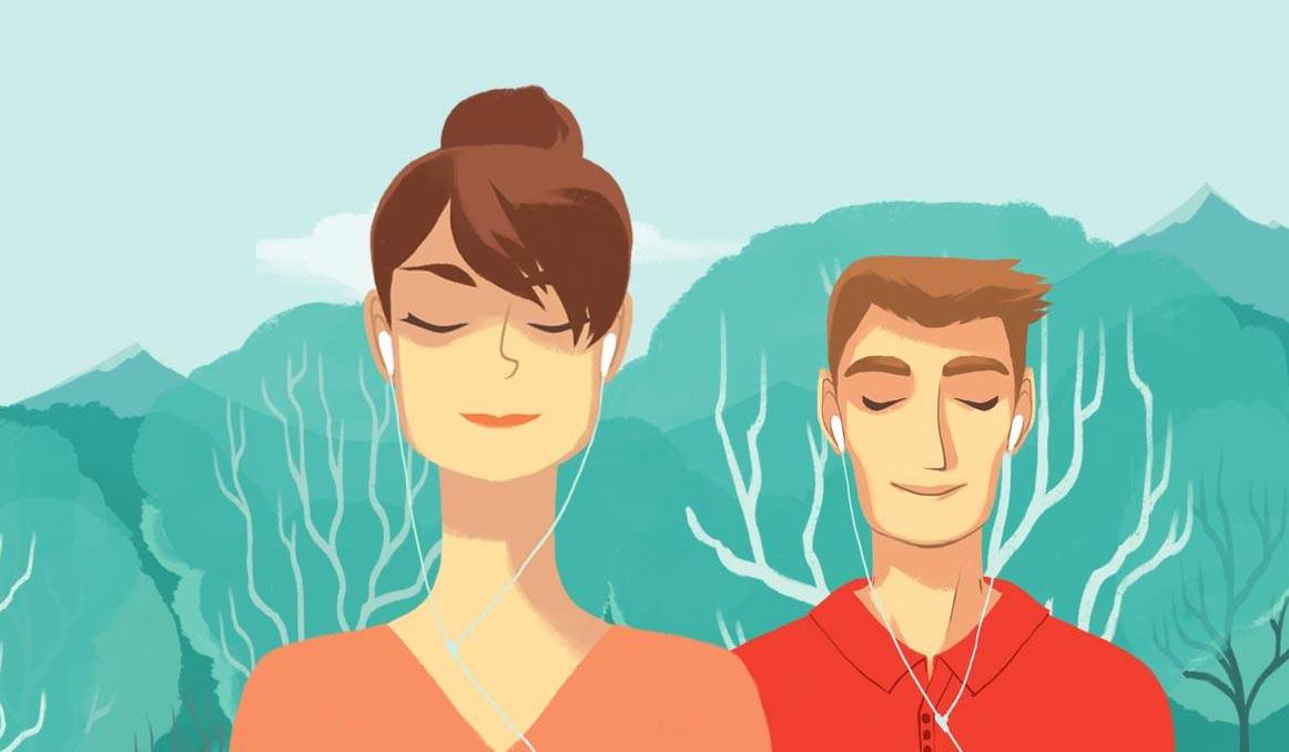 BamBu-App Meditation mit dem Smartphone
