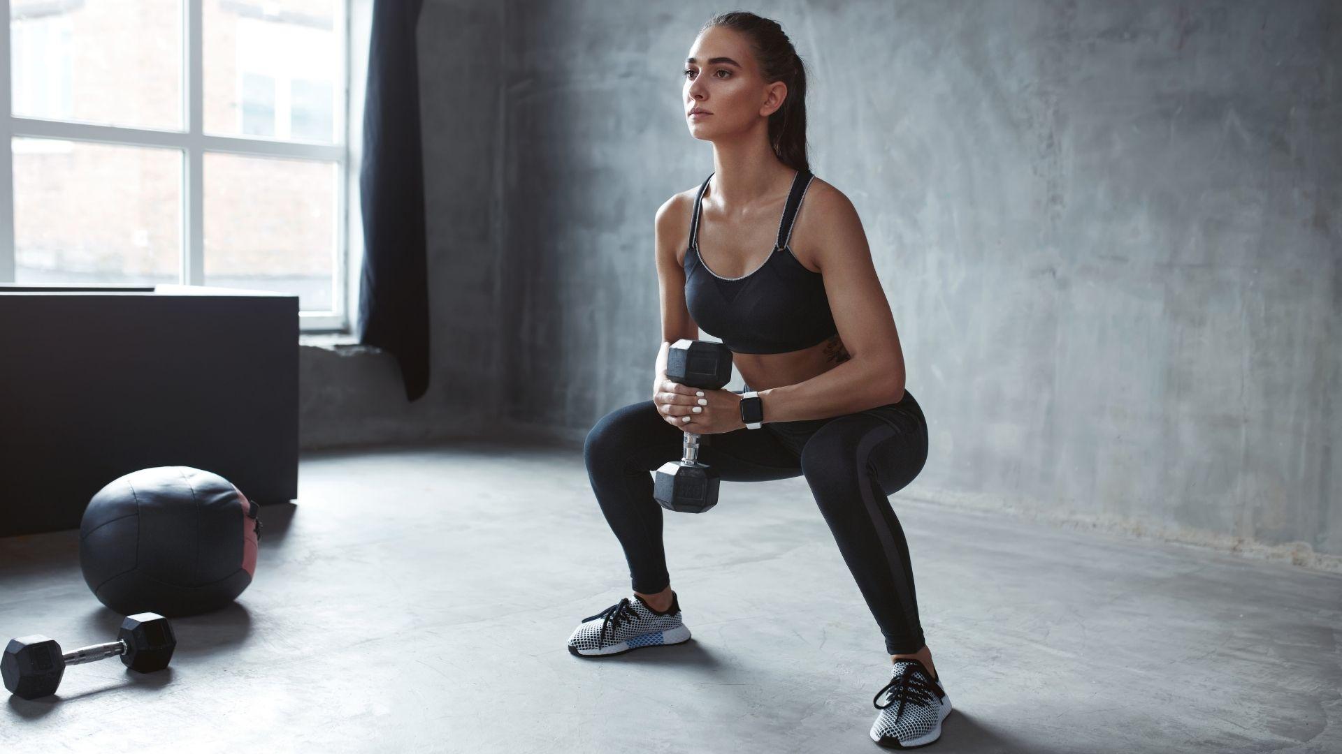 Gluteus maximus trainieren: Übungen für zuhause