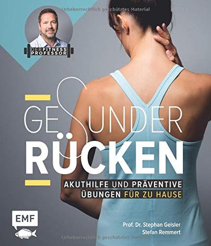 Buch von Stephan Geisler, Gesunder Rücken, EMF-Verlag
