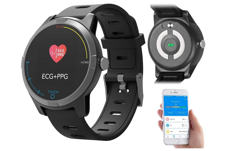 Diese Blutdruck-Uhr ist von Newgen Medicals und kostet knapp 70 Euro. Foto: Amazon.de