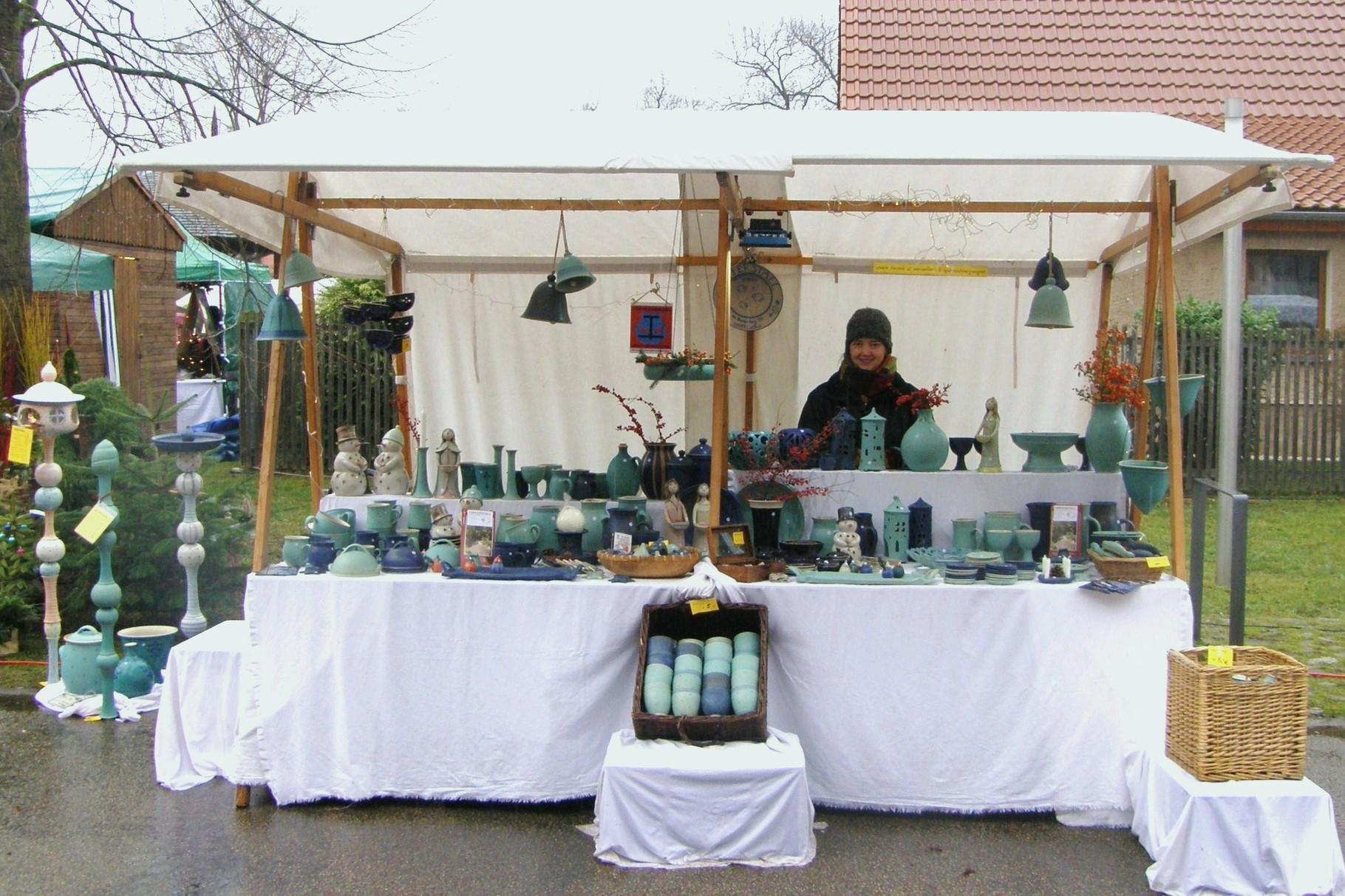 Weihnachtsmarkt Branitz
