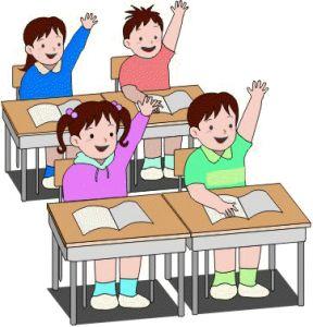 Bonne rentrée scolaire 2017-2018 à tous les enfants