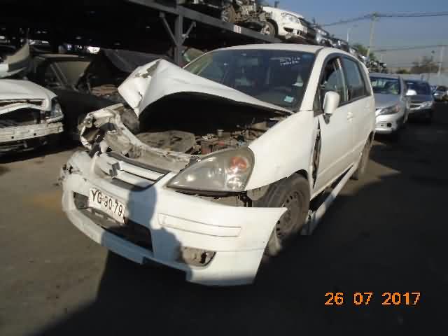 SUZUKI AERIO AÑO 2005 1..6 EN DESARME