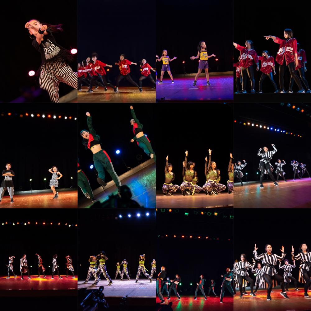 Dance Studio DEEP 12周年ありがとう〜