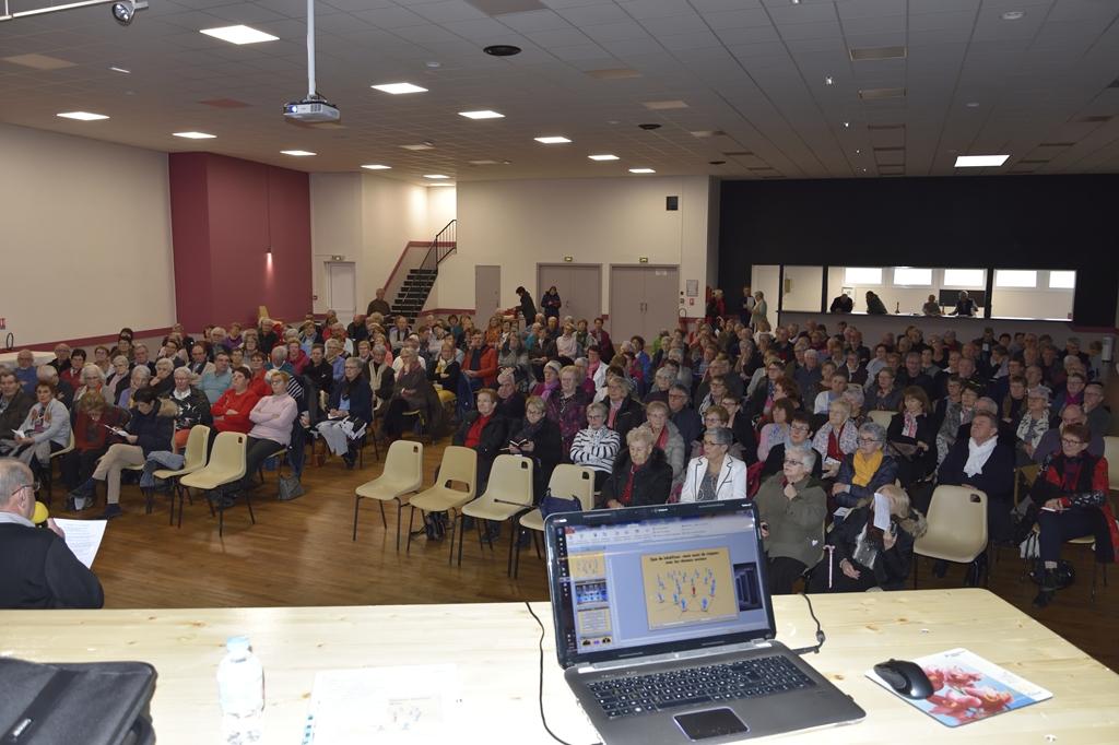 Pendant la conférence (Les réseaux sociaux)