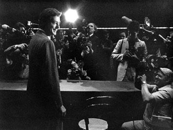 Roma, Giugno 1976 - Elezioni, La democrazia Cristiana candida Umberto Agnelli