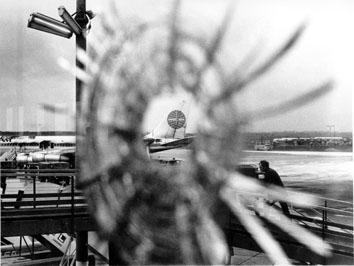 Fiumicino (Roma), Dicembre 1973 - Attentato terroristico alla Pan Am