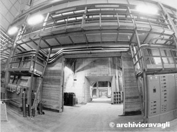 L'Aquila, Aprile 1989 - Gran Sasso, Centro di Fisica Nucleare