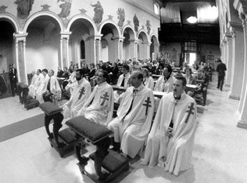 Roma, Ottobre 1993 - Religione, templari