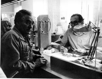 Roma, Settembre 1982 - Monte dei pegni, Fra Giovanni da Calvi (Fondatore Monti di Pietà di Roma)
