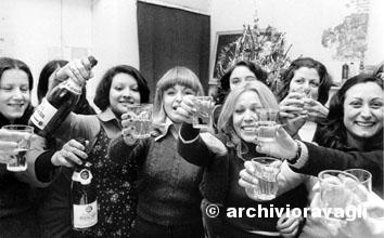 Brindisi, Dicembre 1975 - Fabbrica occupata a Brindisi