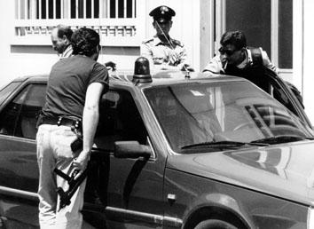 Napoli, Giugno 1992 - Maxi processo alla camorra nell'aula bunker di Poggio Reale