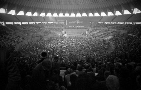 Roma, Marzo 1975 - 14° congresso Pci