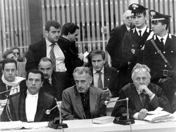 Napoli, Dicembre 1994 - Processo a Francesco De Lorenzo