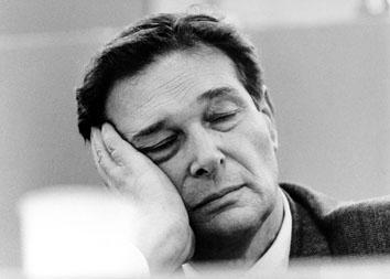 Roma, Marzo 1986 - Luciano Lama al Congresso Cgil