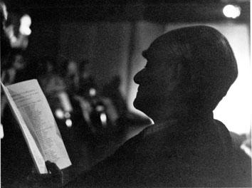 Roma, Giugno 1971 - Alberto Moravia