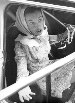 Roma, Giugno 1965 - Dawn Adams (da attrice a principessa Massimo)