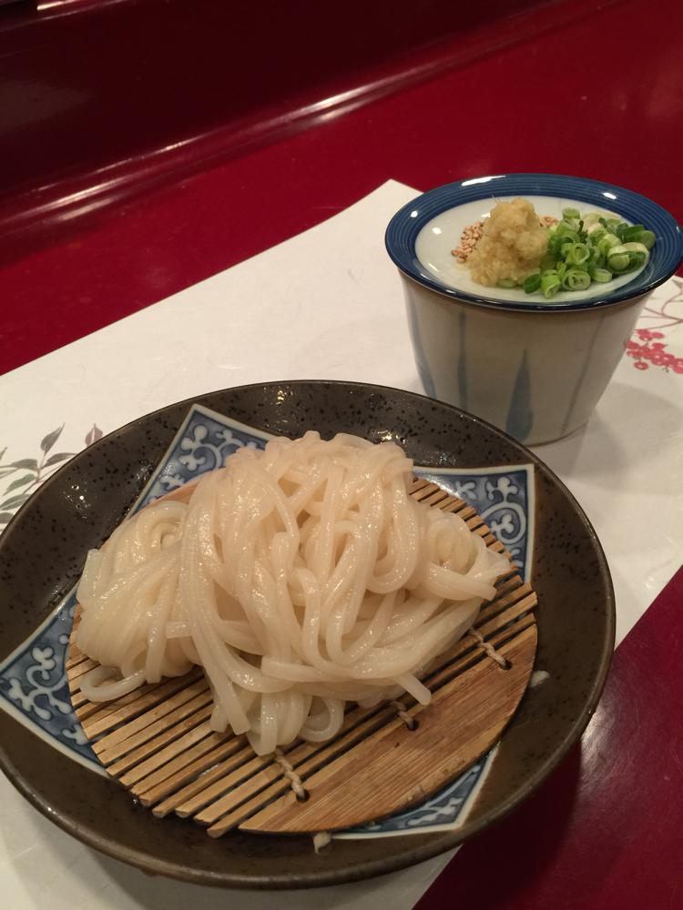 Udon, Japanese white noodle