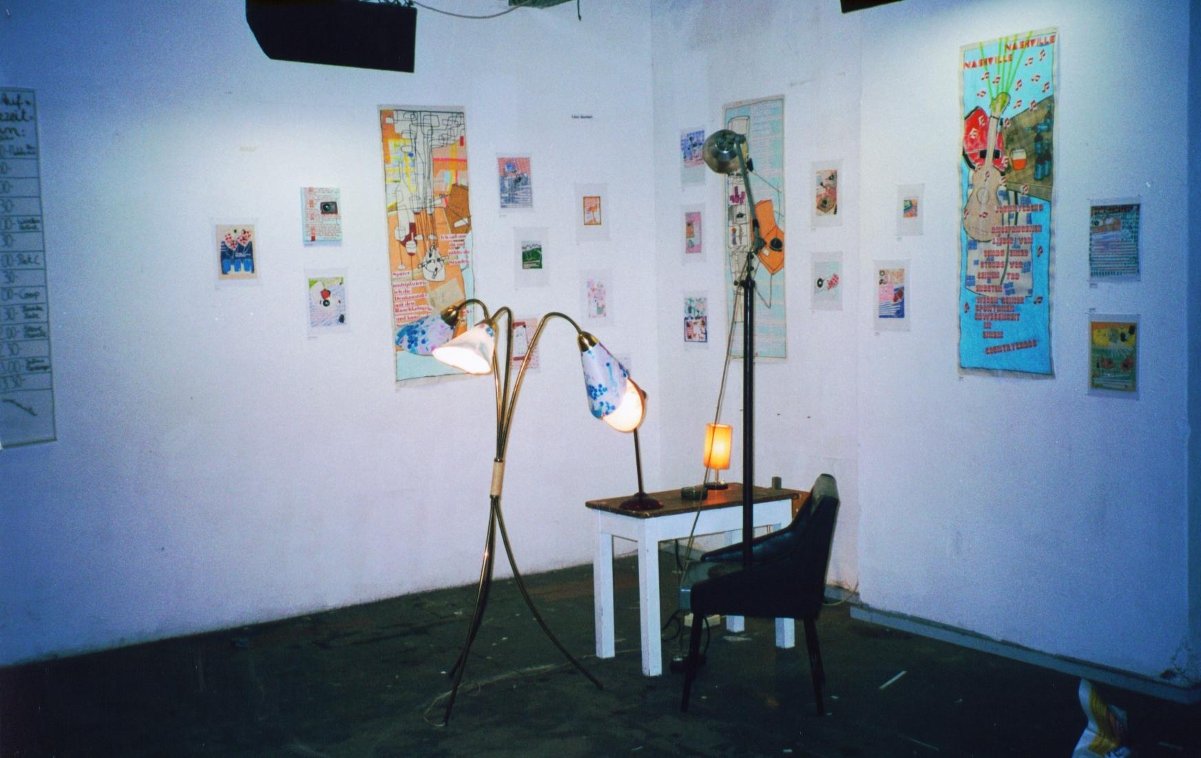 galerie neurotitan im haus schwarzenberg, berlin.