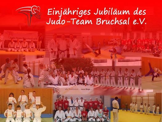 Jubiläum Judo-Team Bruchsal