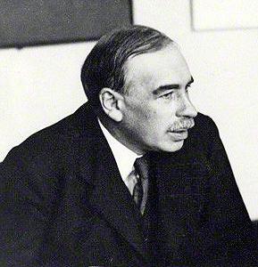 John Maynard Keynes, Bild: wikipedia.org
