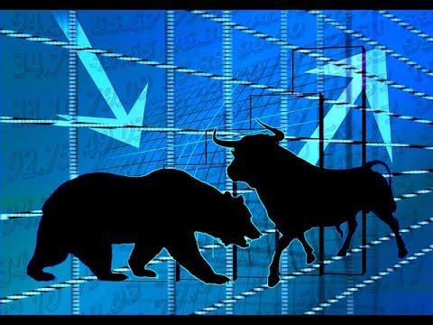 Meist haben sind die Bären am Goldmarkt 2018 die Nase vorne