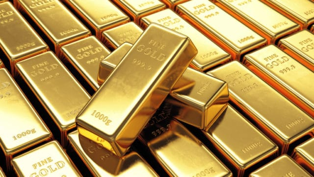 Gold ist ein sehr volatiles Metall, das erhebliche Anstiege und Rückgänge erlebt hat, aber...