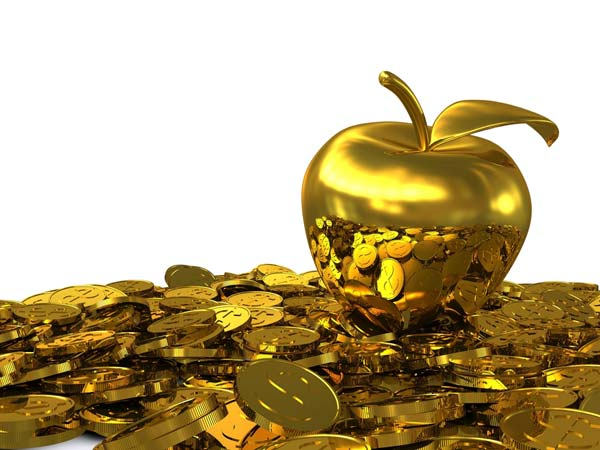 Die Preise des gelben Metalls haben in den letzten Jahren ein phänomenales Wachstum erlebt...