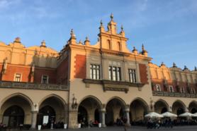 Colina de Wawel, Ciudad Vieja y barrio de Kazimierz