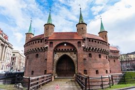 Colina de Wawel y Ciudad Vieja de Cracovia
