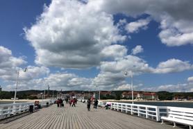Gdańsk y Sopot - las perlas del Báltico