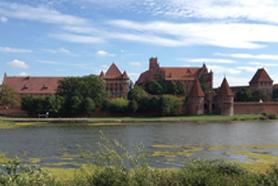 Malbork - la antigua capital de los Caballeros Teutónicos