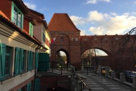 Toruń - entre Copérnico y el Gótico