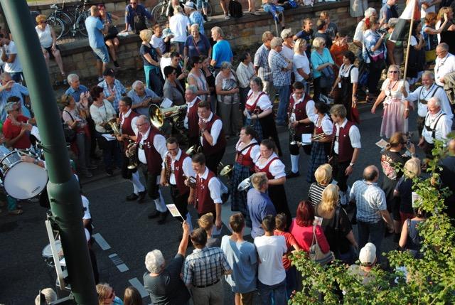 600 Jahre Wurstmarkt in Bad Dürkheim 2017