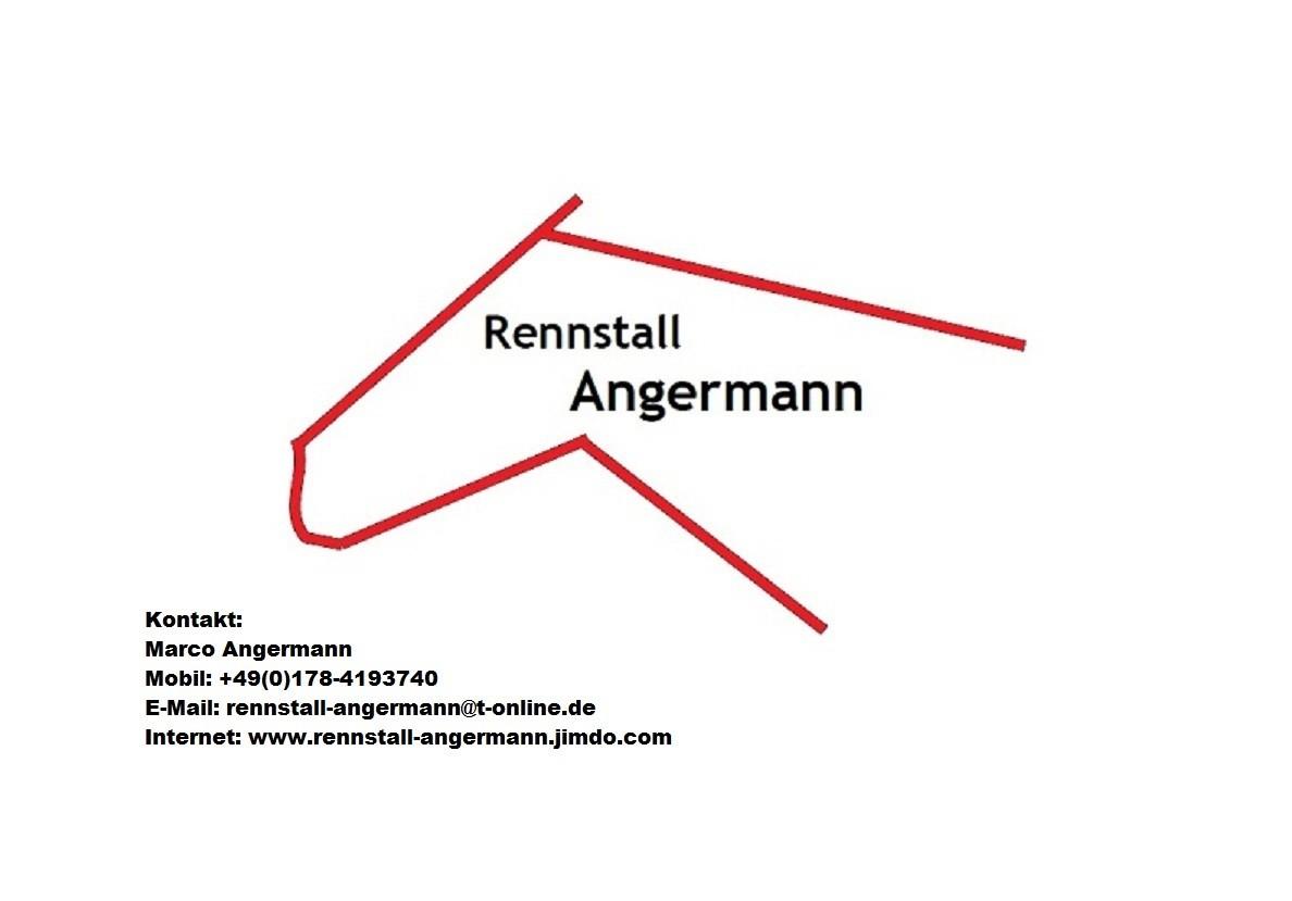 Ihr Rennstall Angermann.