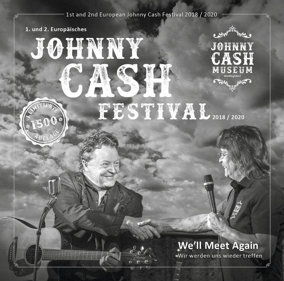 CD Cover Foto - Johnny Cash Festival