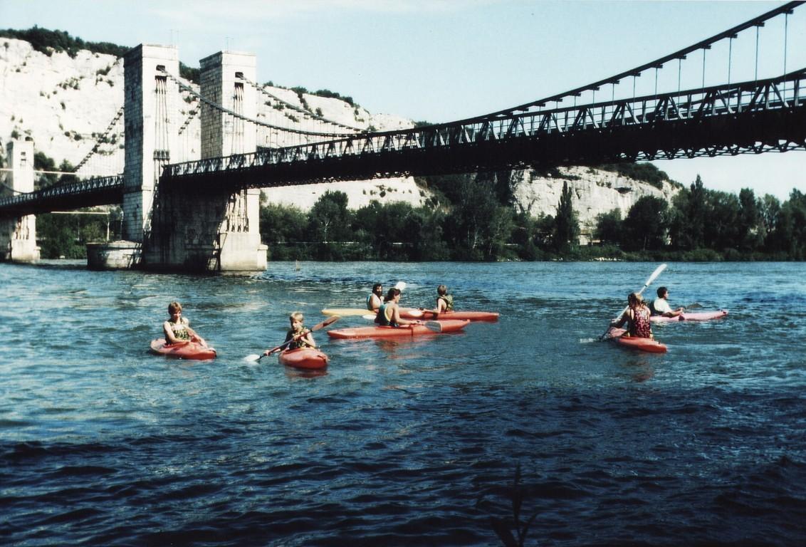 Rhône, Pont du Robinet