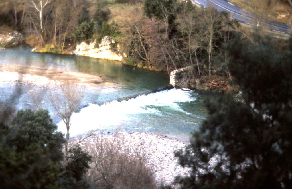 Barrage du Moulin Nègre