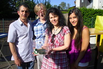 Familie Sotiropulu + Anne Herber